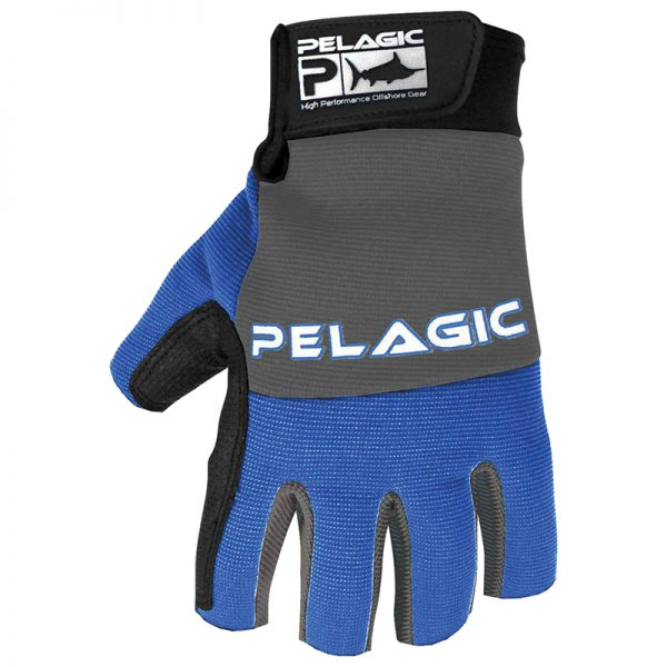 Pelagic-Battle-half-finger-fishing-gloves